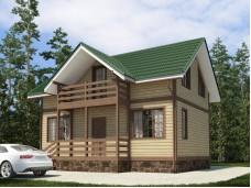 """Проект дома """"Витязь"""""""